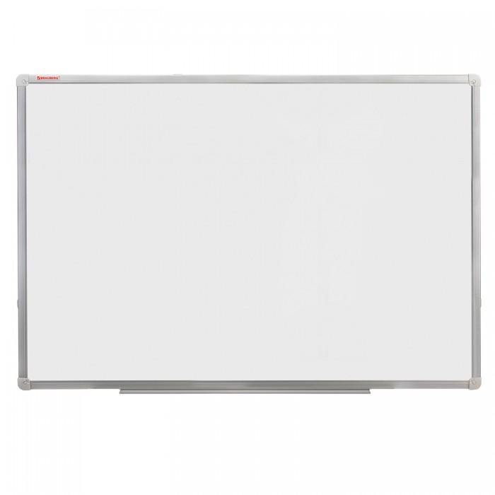 Картинка для Brauberg Доска магнитно-маркерная стандарт алюминиевая рамка 90х120 см