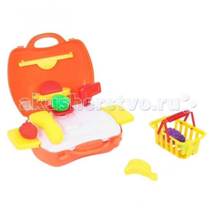 игровой набор k s kids ботинки обучающие Ролевые игры S+S Toys Игровой набор Супермаркет
