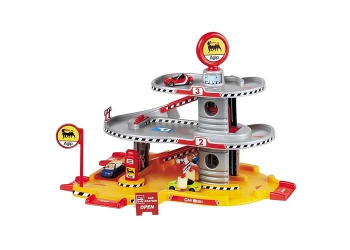Машины Faro Игровой набор Гараж трехуровневый 45 см