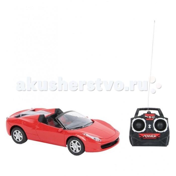 Машины S+S Toys Машина на радиоуправлении 1:18