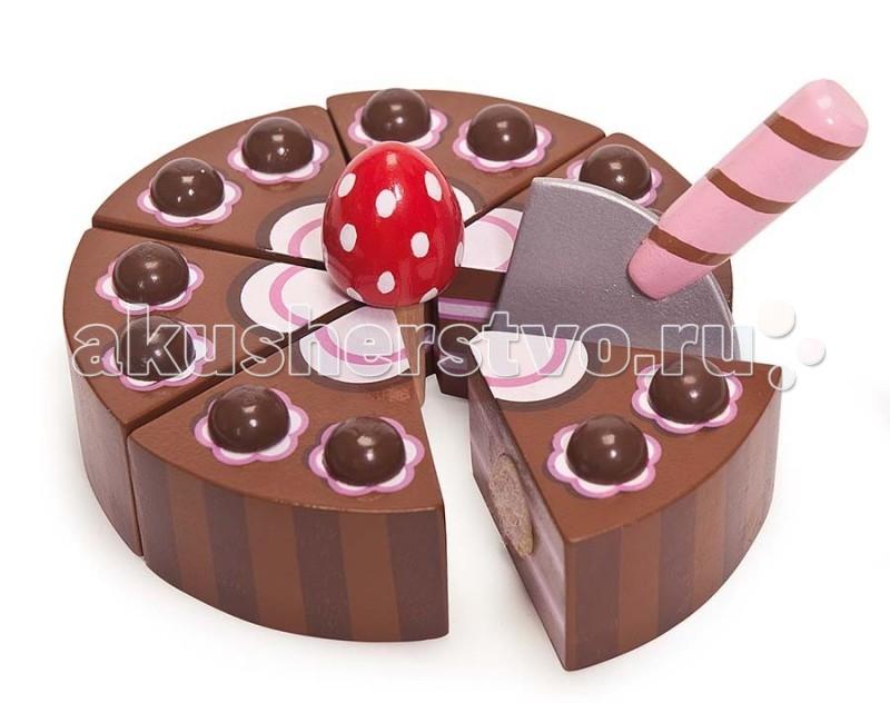 LeToyVan Шоколадный торт