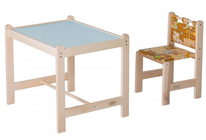 Столы и стулья Гном Набор мебели Малыш-2