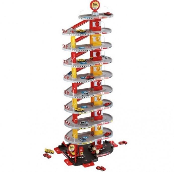 Купить Машины, Faro Игровой набор Гараж 10-уровневый 113см