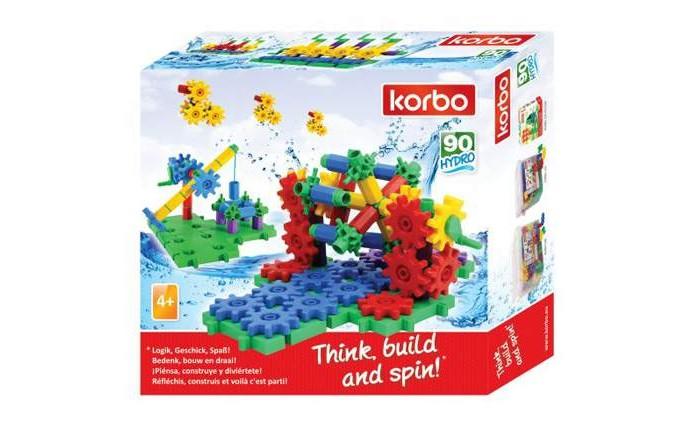 Конструктор Korbo Hydro 90 элементов