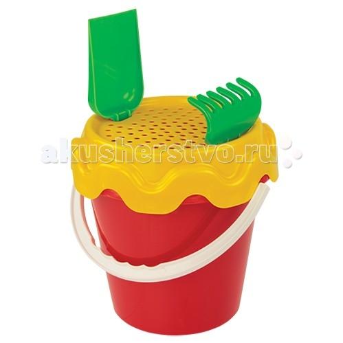 Игрушки для зимы Альтернатива (Башпласт) Детский набор №3 каталки альтернатива башпласт жираф