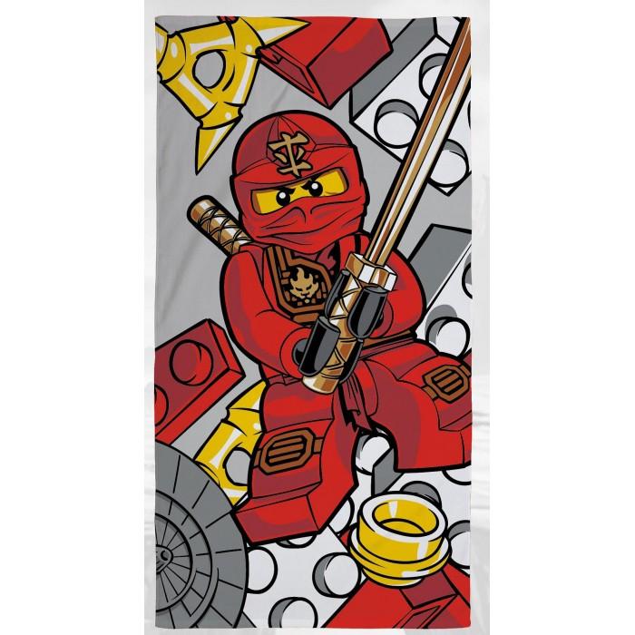 Полотенца Lego Полотенце Ninjago Kicking 70х140