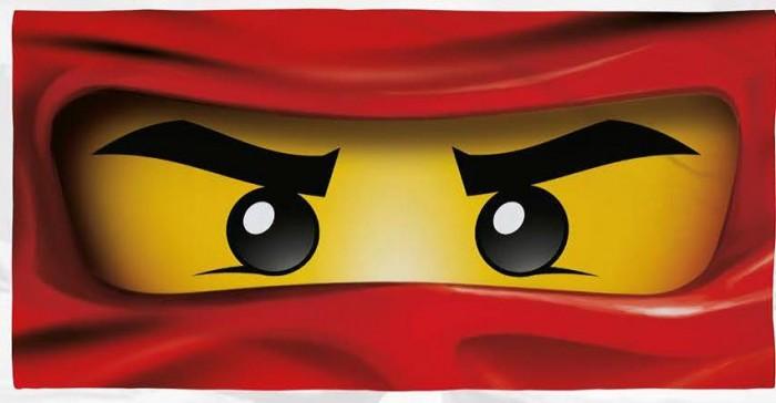 Полотенца Lego Полотенце Ninjago Stitch 70х140