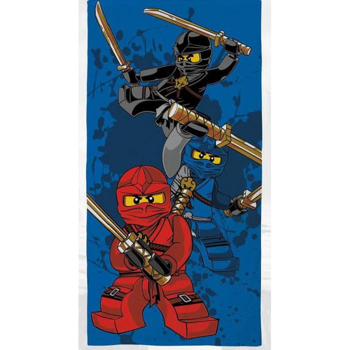 Купание малыша , Полотенца Lego Полотенце Ninjago Spinjitsu 70х140 арт: 528116 -  Полотенца