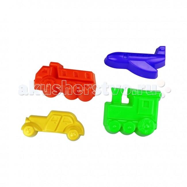 Игрушки в песочницу Альтернатива (Башпласт) Формочки для песка Путешествие игрушки для зимы альтернатива башпласт формочки для песка 1
