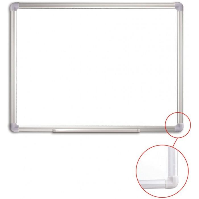 Staff Доска магнитно-маркерная алюминиевая рамка 45х60 см