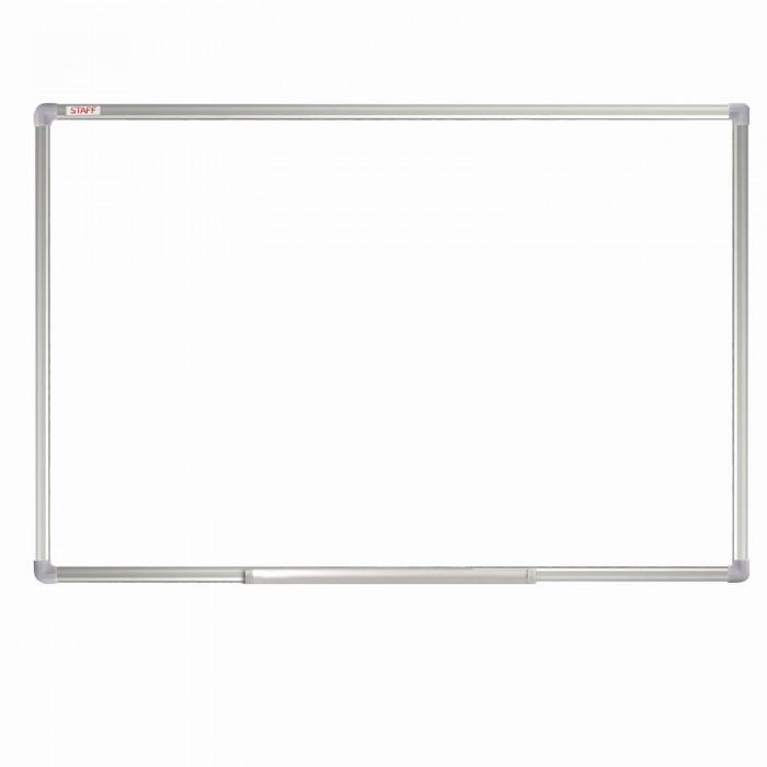 Доски и мольберты Staff Доска магнитно-маркерная алюминиевая рамка 60х90 см доски и мольберты brauberg доска пробковая алюминиевая рамка 60х90 см