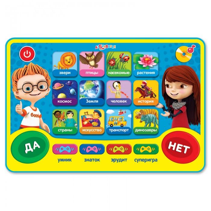Электронные игрушки Азбукварик Планшетик Хочу все знать планшетик азбукварик сказочка для маленьких new