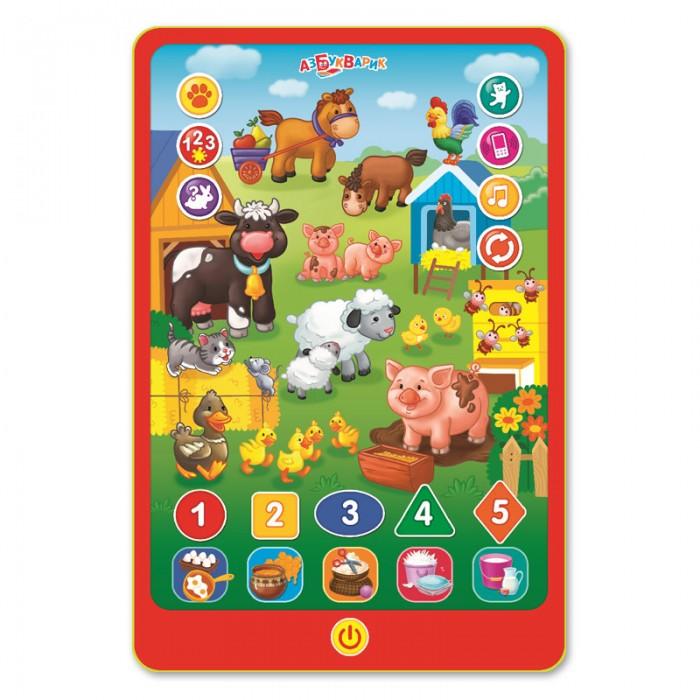 Электронные игрушки Азбукварик Планшетик Искалочка азбукварик планшетик мои сказки