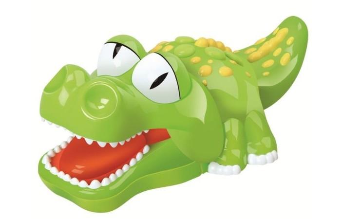 Электронные игрушки Жирафики Радиоуправляемая игрушка Крокодильчик, Электронные игрушки - артикул:528761