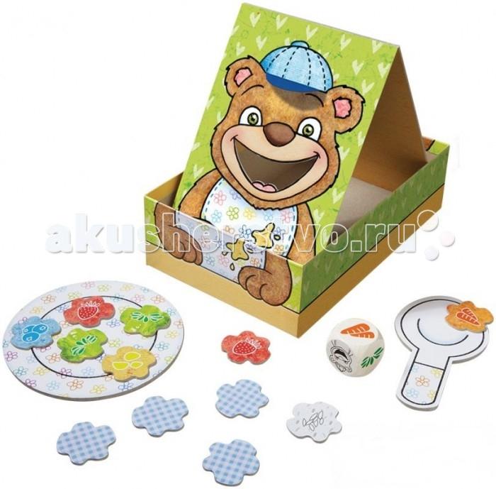 Настольные игры Hobby World Настольная игра Накорми мишутку