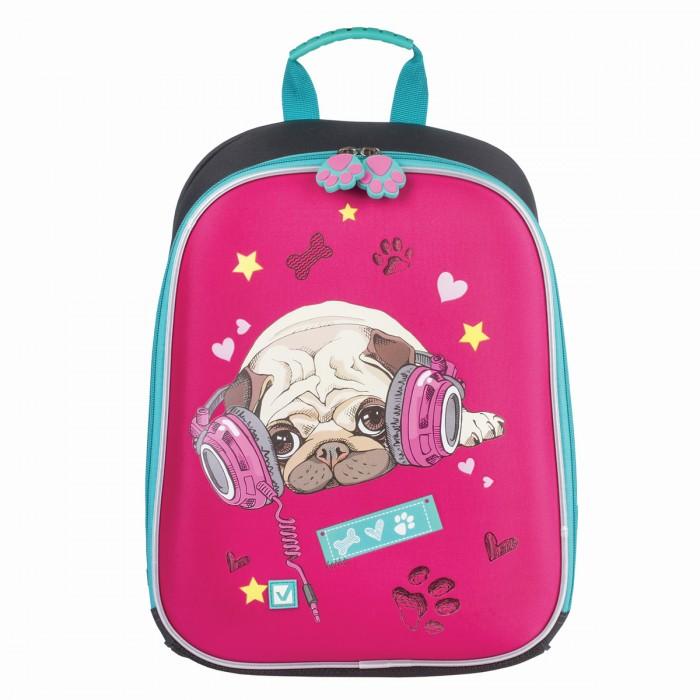 Развитие и школа , Школьные рюкзаки Brauberg Ранец Мопс арт: 528996 -  Школьные рюкзаки
