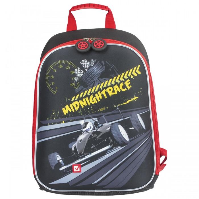Развитие и школа , Школьные рюкзаки Brauberg Ранец Миднайт арт: 529031 -  Школьные рюкзаки