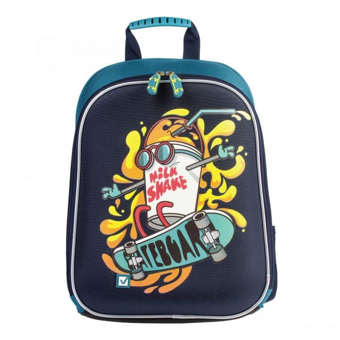 Развитие и школа , Школьные рюкзаки Brauberg Ранец Милк-шейк арт: 529036 -  Школьные рюкзаки