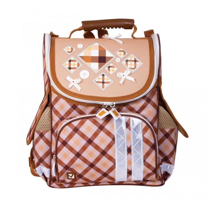 Развитие и школа , Школьные рюкзаки Brauberg Ранец Кембридж 17 л арт: 529091 -  Школьные рюкзаки