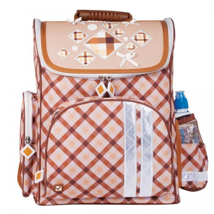 Развитие и школа , Школьные рюкзаки Brauberg Ранец Кембридж 20 л арт: 529111 -  Школьные рюкзаки