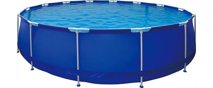 Летние товары , Бассейны Jilong круглый Round Steel Frame Pools 420х84 см арт: 529486 -  Бассейны