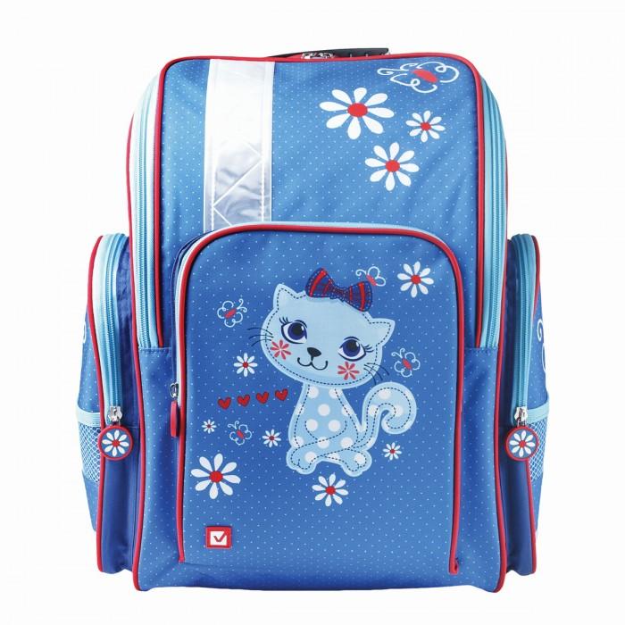 Развитие и школа , Школьные рюкзаки Brauberg Ранец Китти 18 л арт: 529506 -  Школьные рюкзаки
