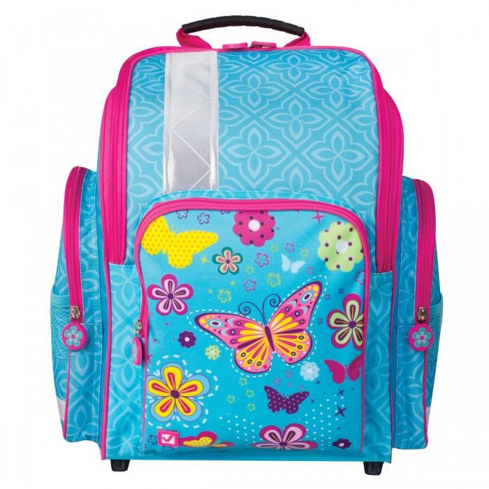 Развитие и школа , Школьные рюкзаки Brauberg Ранец Махаон 18 л арт: 529751 -  Школьные рюкзаки