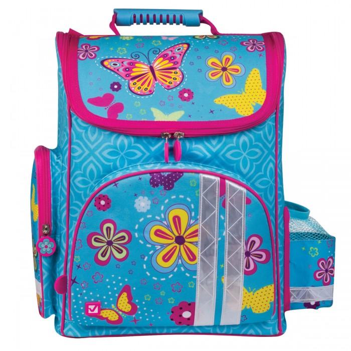 Развитие и школа , Школьные рюкзаки Brauberg Ранец Махаон 20 л арт: 529756 -  Школьные рюкзаки