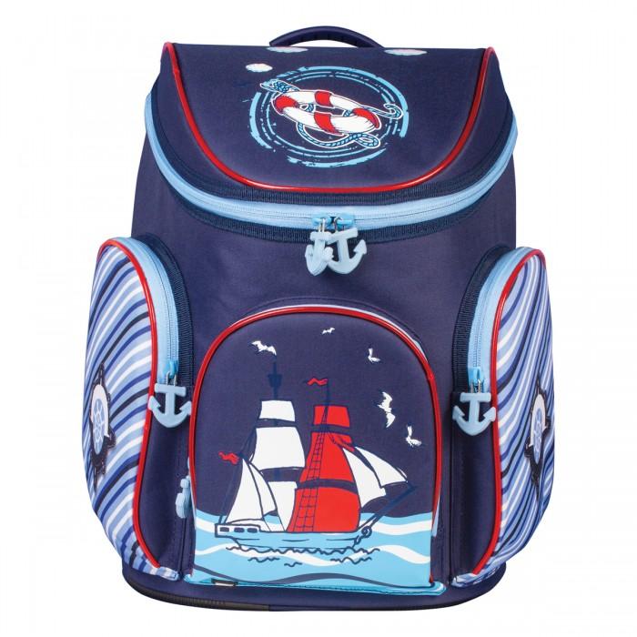 Купить Школьные рюкзаки, Brauberg Ранец Корабль
