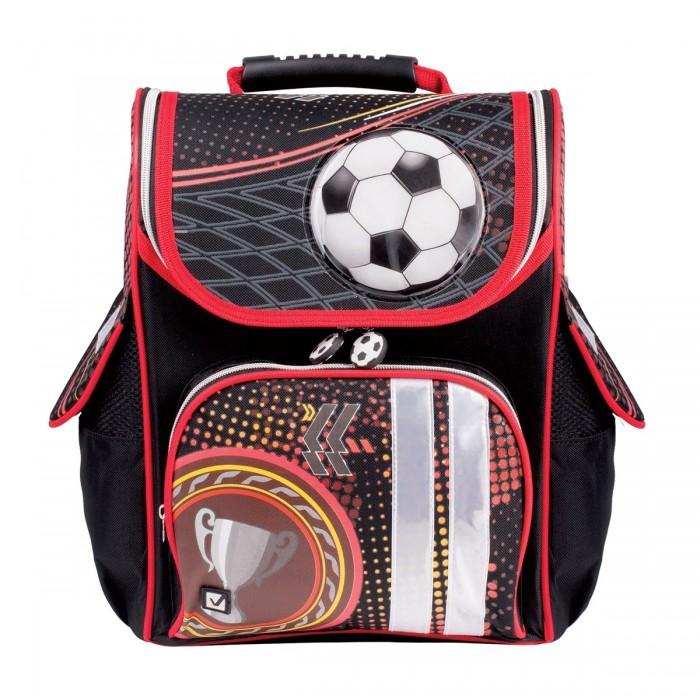 Купить Школьные рюкзаки, Brauberg Ранец Футбол