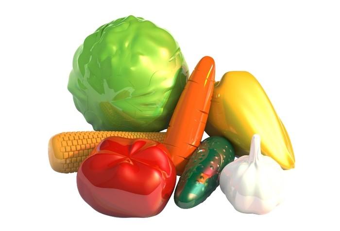 Фото - Ролевые игры Нордпласт Набор Овощи ролевые игры нордпласт набор фрукты овощи 13 предметов