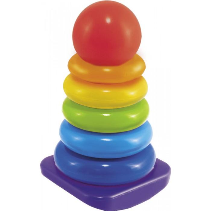 Развивающие игрушки Нордпласт Пирамидка-качалка Шарик