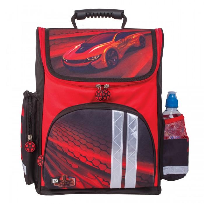 Купить Школьные рюкзаки, Brauberg Ранец Красная фурия 20 л