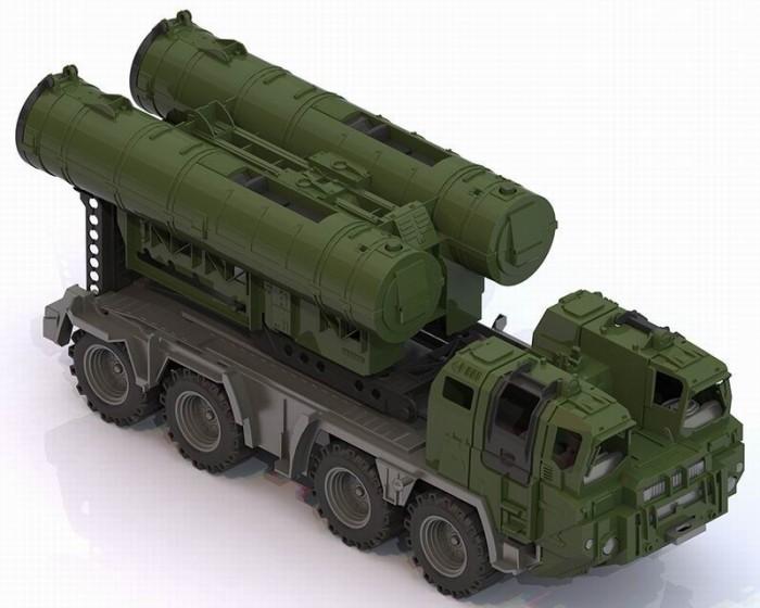 Нордпласт Ракетная установка Щит