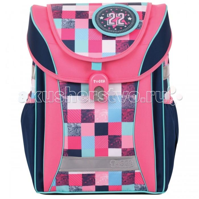 Развитие и школа , Школьные рюкзаки Tiger Family Ранец Все звезды арт: 531396 -  Школьные рюкзаки