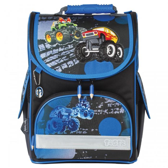 Развитие и школа , Школьные рюкзаки Tiger Family Ранец Drifting арт: 531636 -  Школьные рюкзаки