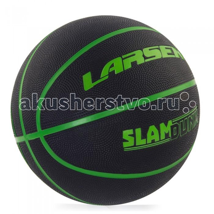 Мячи Larsen Мяч баскетбольный Slam Dunk мяч баскетбольный larsen all stars