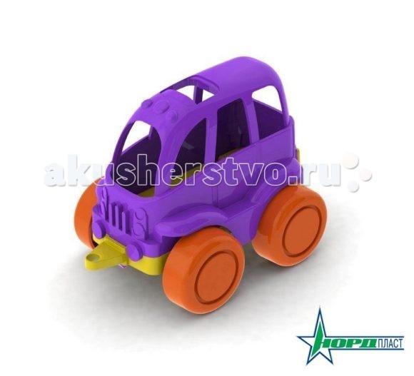 Машины Нордпласт Автобус брелок для машины рено