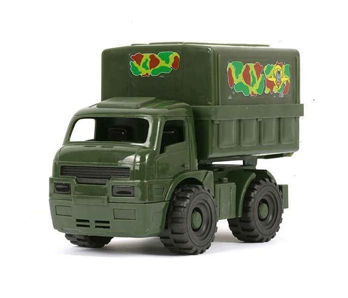 Машины Нордпласт Фургон Армейский фургон нордпласт конвой зеленый 266
