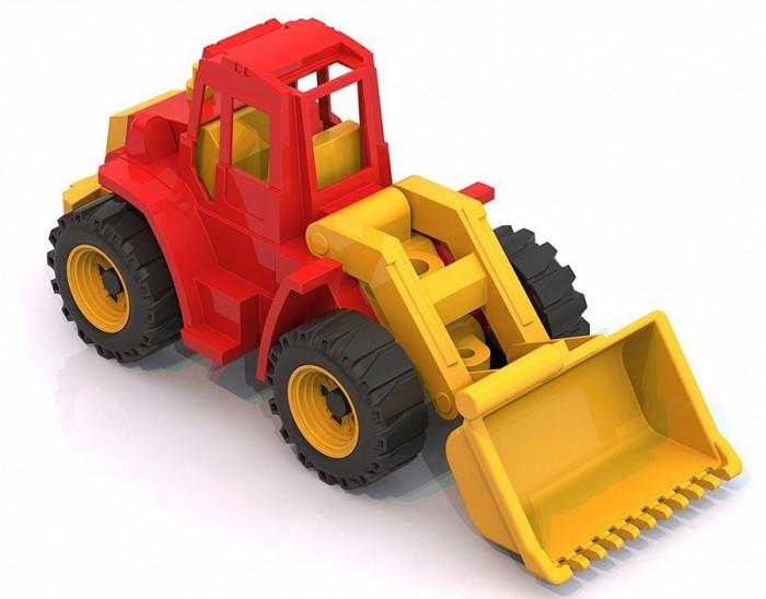 Машины Нордпласт Трактор Ангара с грейдером машины нордпласт трактор ангара с грейдером и ковшом