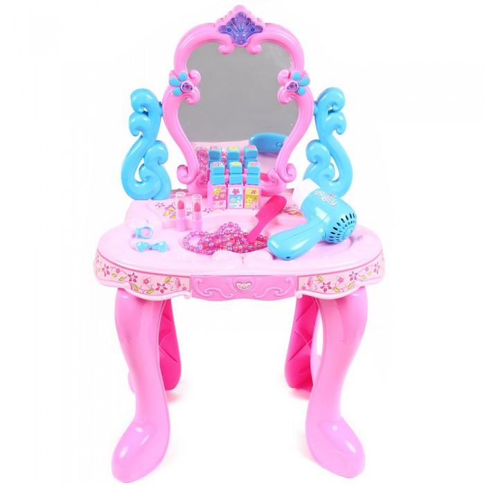 Ролевые игры Zhorya Туалетный столик Красотка игровые центры zhorya развивающий столик zye e0050