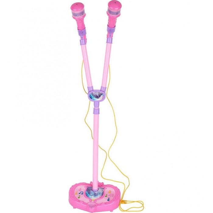 Музыкальные игрушки Zhorya Двойной микрофон Маленькая звездочка электронные игрушки zhorya деткий компьютер планшет