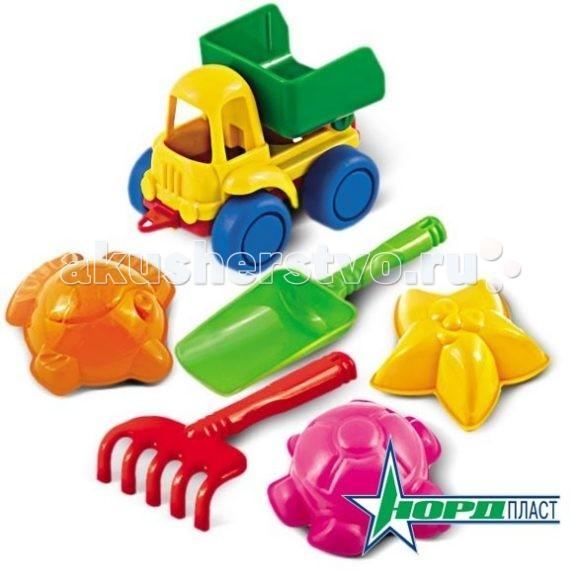 Игрушки для зимы Нордпласт Набор для песка №41 формочки для песка стеллар