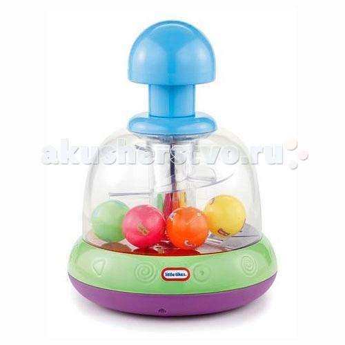 цены  Развивающие игрушки Little Tikes Юла 634956