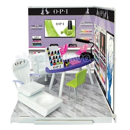 Игровые наборы miWorld Игровой набор Ногтевой салон 69987 купить готовый свадебный салон в москве