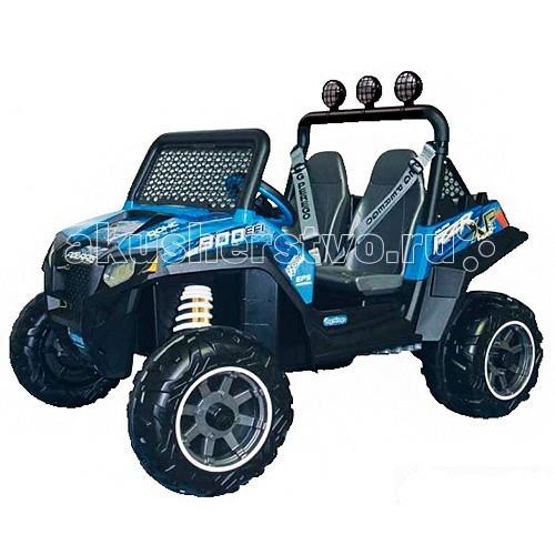 Электромобили Peg-perego Polaris Ranger RZR 900 Blue OD0084