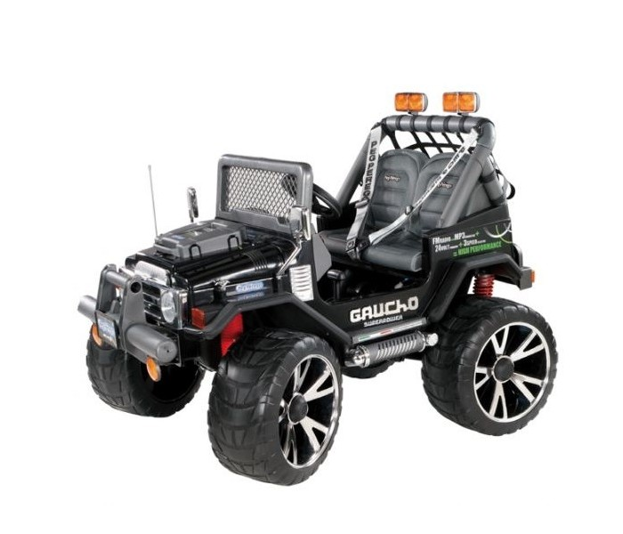 Электромобиль Peg-perego Gaucho Superpower OD0502