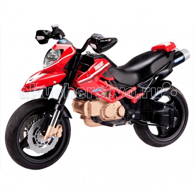 Купить Электромобили, Электромобиль Peg-perego Ducati Hypermotard MC0015