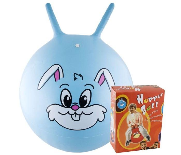 Купить Innovative Мяч-попрыгун с ручкой Заяц 45см в интернет магазине. Цены, фото, описания, характеристики, отзывы, обзоры