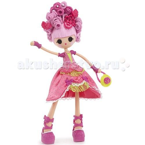Lalaloopsy Кукла Разноцветные пряди Принцесса